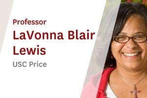 USC Online Seminar Featuring LaVonna Blair Lewis USC Price